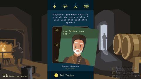 Reigns : Game of Thrones - PC / iOS / Android