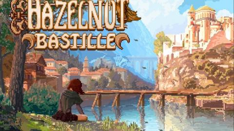 Hazelnut Bastille sur Linux
