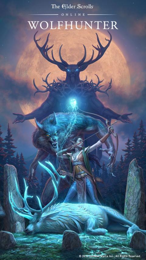 The Elder Scrolls Online : Wolfhunter
