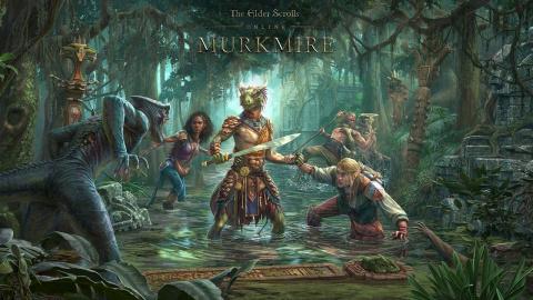 The Elder Scrolls Online sort son extension Murkmire
