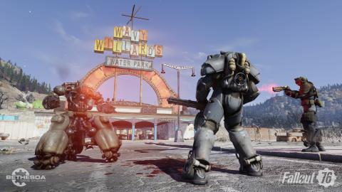 Fallout 76 - La première session de test débute demain très très tôt