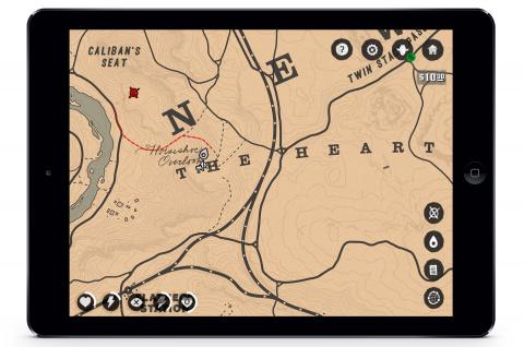 Red Dead Redemption II : une companion app publiée ce vendredi