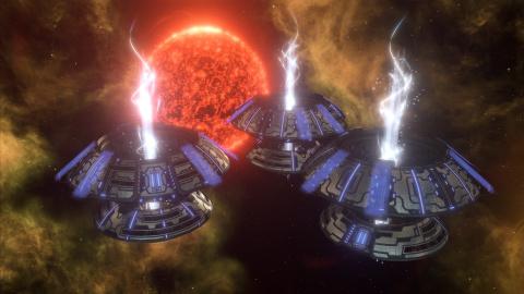 Stellaris : Paradox annonce MegaCorp, la prochaine extension du 4X spatial