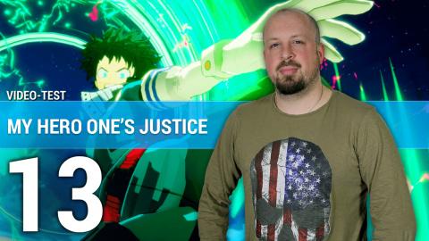 My Hero One's Justice : Devenir un héros en 3 minutes