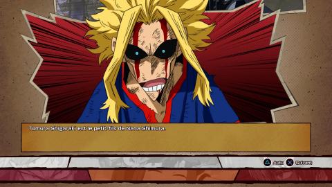 My Hero : One's Justice - 500 000 exemplaires distribués dans le monde