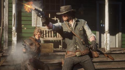 Red Dead Redemption débarque sur Xbox One !