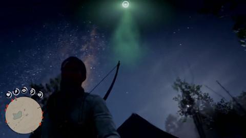 Apparitions d'OVNI et indices liés