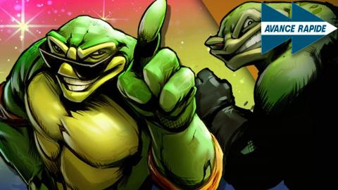 Avance Rapide : Battletoads, les crapauds mutants reviennent donner des coups