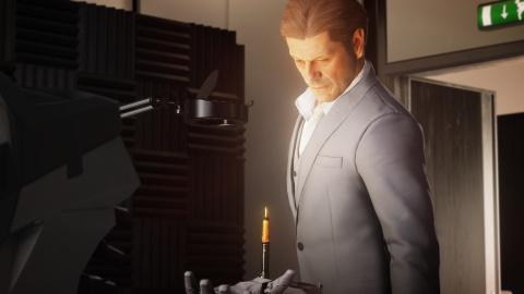 Hitman 2 : un aperçu in-game du personnage de Sean Bean