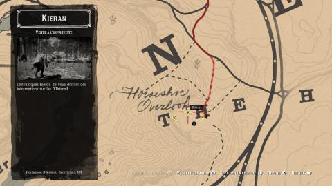 Chapitre 2 : Horseshoe Overlook