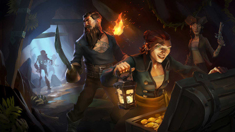 "Sea of Thieves : Rare annonce l'extension ""Shrouded Spoils"""