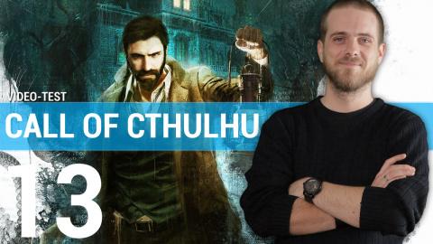 Call of Cthulhu : Notre avis en moins de 3 minutes