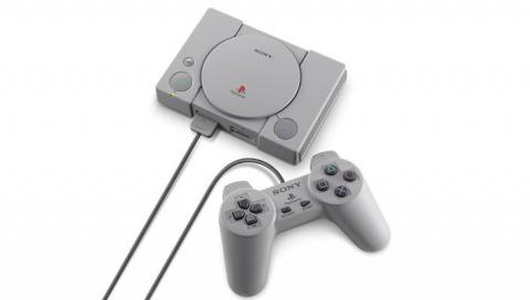 PlayStation Classic : la liste des vingt jeux dévoilée