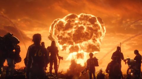 Fallout 76 : les Appalaches prennent vie dans un trailer en live action