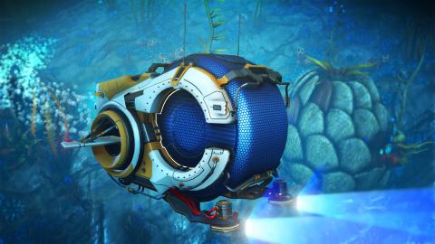 No Man's Sky : direction les profondeurs planétaires avec la mise à jour The Abyss