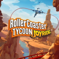 RollerCoaster Tycoon Joyride sur PS4