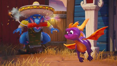 E3 2019 : Spyro Reignited Trilogy dévoile ses configurations PC