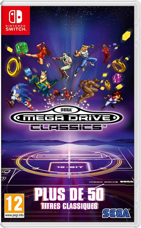 Sega Mega Drive Classics sur Switch