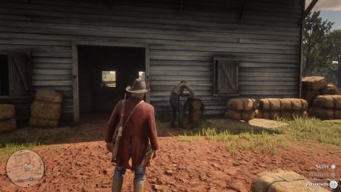 Une faim de cheval