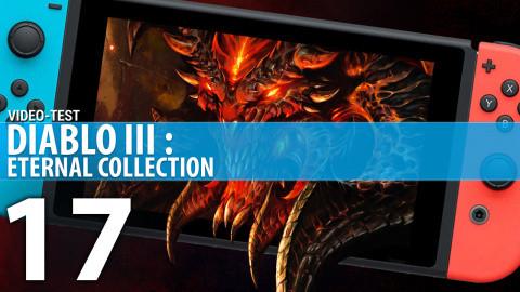 Diablo III : Eternal Collection - Tout Diablo III à emporter partout