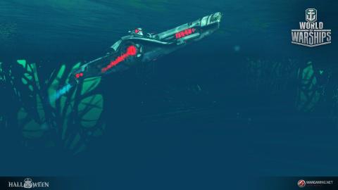 World of Warships : 13 minutes dans les profondeurs