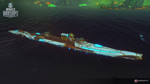 World of Warships : 13 minutes dans les profondeurs