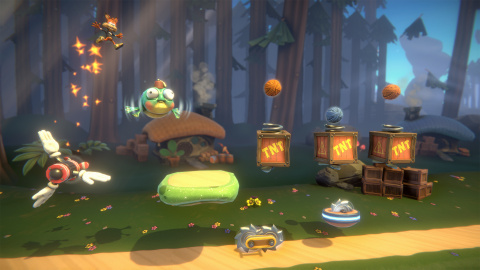 Bubsy : Paws on Fire - une sortie en avril et un Kickstarter