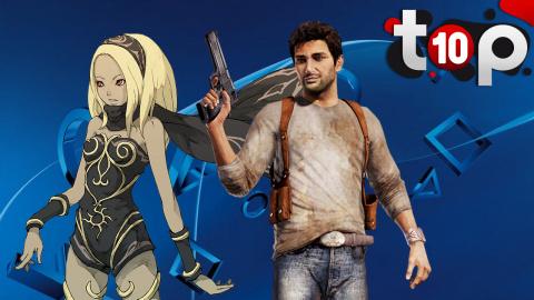 Top 10 des meilleurs jeux PS Vita