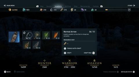 Assassin's Creed Odyssey : le patch 1.0.6 ajoute la première quête scénarisée The Lost Tales of Greece