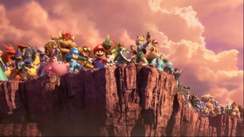 Super Smash Bros. Ultimate : le mode La Lueur du monde dévoilé