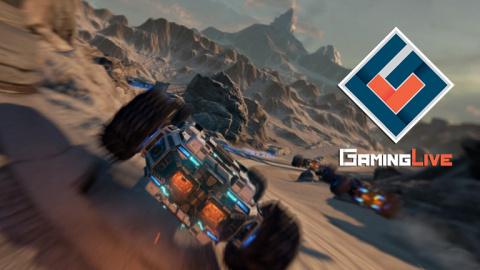 GRIP Combat Racing : Une Carrière bien chargée
