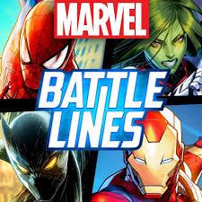 MARVEL Battle Lines sur iOS