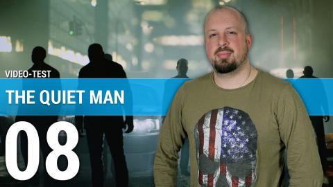 The Quiet Man : Fusionner cinéma et jeu vidéo en 3 minutes