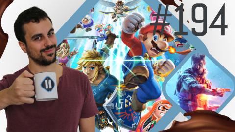 Pause Cafay #194 : Smash Bros Ultimate, le Avengers Infinity War de Nintendo !