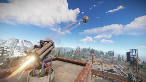 Rust prend de l'altitude avec sa dernière mise à jour