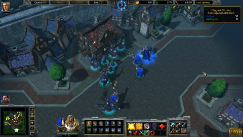 BlizzCon 2018 : Warcraft III : Reforged, plus qu'une simple version remasterisée du RTS culte de Blizzard