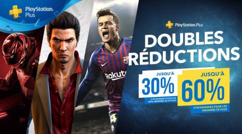 PS Store : Les Doubles Réductions sont de retour !