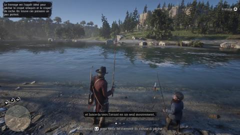 Les bases de la pêche