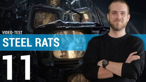 Steel Rats : Notre avis en moins de trois minutes