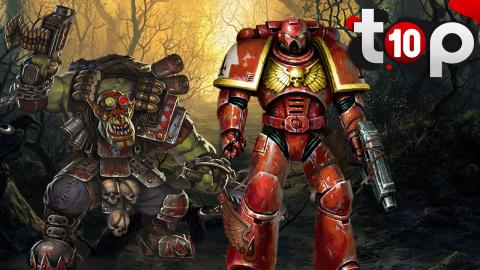 Top 10 des meilleurs jeux Warhammer et Warhammer 40.000