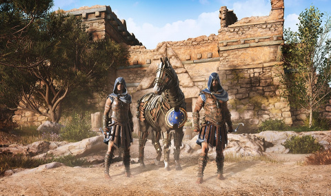 Assassin's Creed Odyssey : niveau 70, transmogrification... les nouveautés en novembre