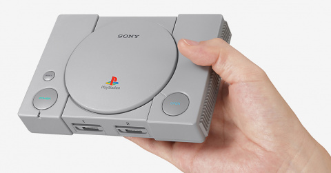 PlayStation Classic : Premier contact avec la console retro de Sony
