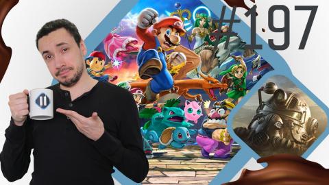 Pause Cafay #197 : Le papa de Smash Bros remet les pendules à l'heure