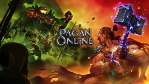 Pagan Online sur PC