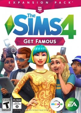 Les Sims 4 : Heure de Gloire sur PC