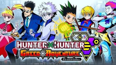 Hunter x Hunter : Greed Adventure - Un nouveau RPG à venir sur mobiles