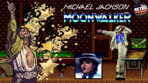 Rétro Découverte : Michael Jackson Moonwalker