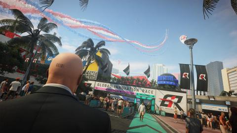 PS Store : Jouez dès maintenant à Hitman 2 !