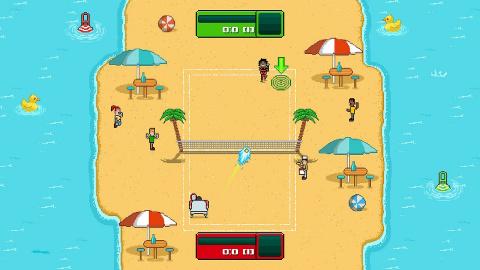 Timber Tennis : Versus rentre sur le court