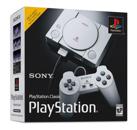 La PlayStation Classic s'appuie sur un émulateur open-source